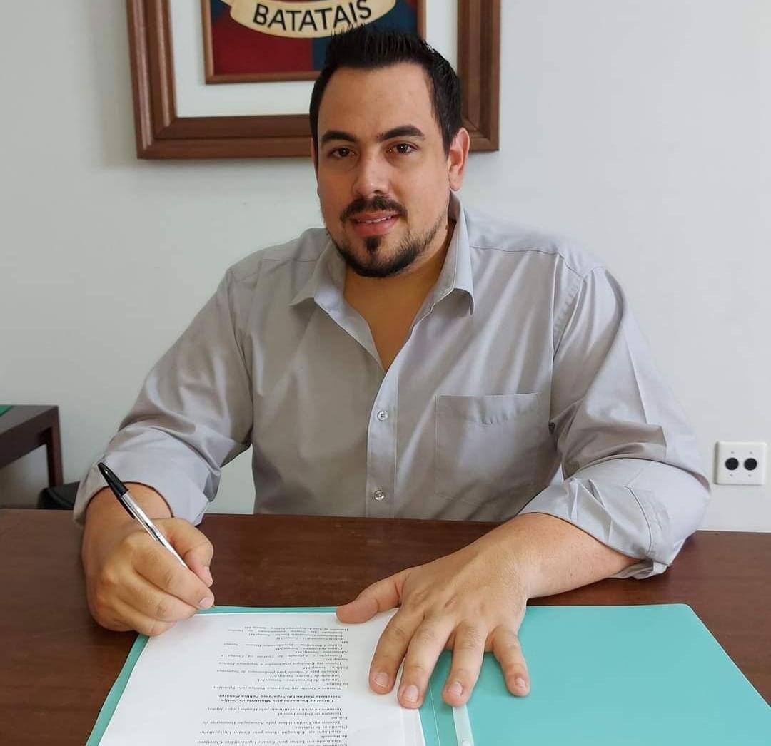 Juninho-Gaspar_Prefeito-Batatais