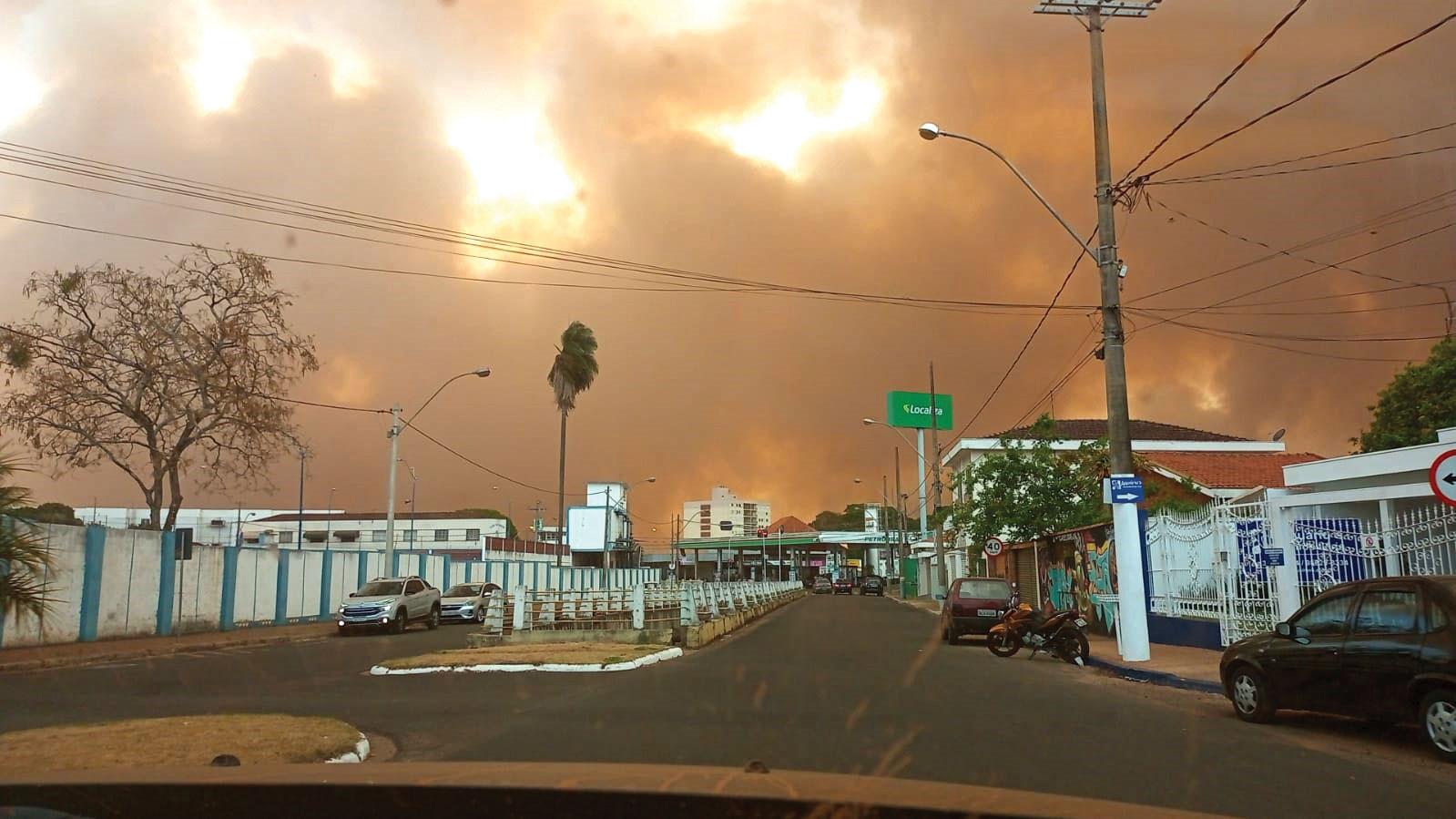 Incendios-Batatais-SP