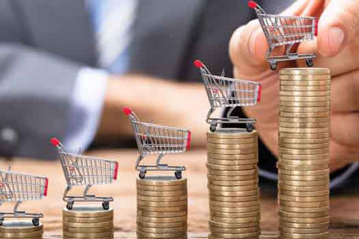 Mercado-eleva-para-8,35%-a-previsão-para-inflação,-24ª-alta-seguida